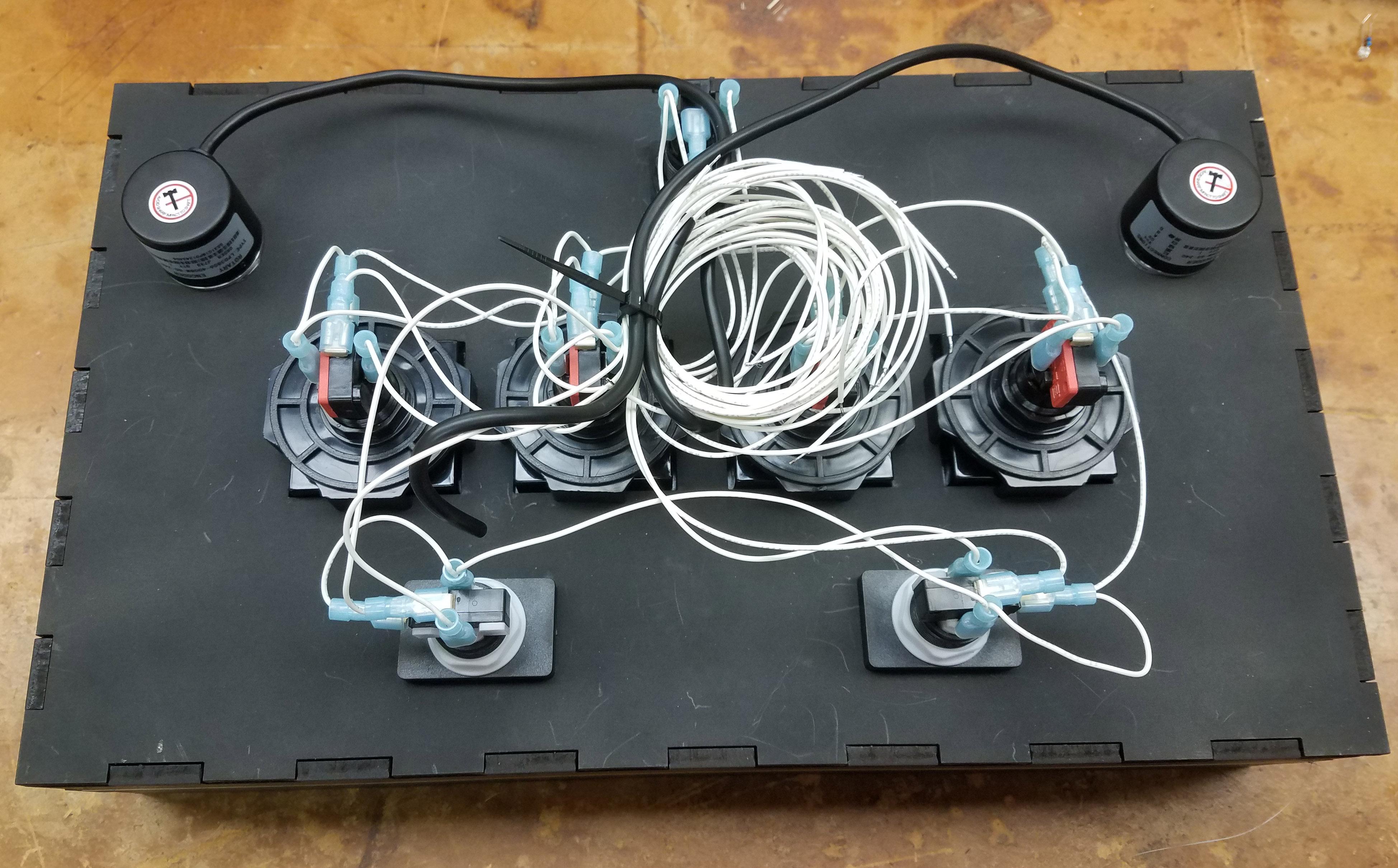 A DIY SDVX/K-Shoot Mania Controller Guide | sdvx-diy github io