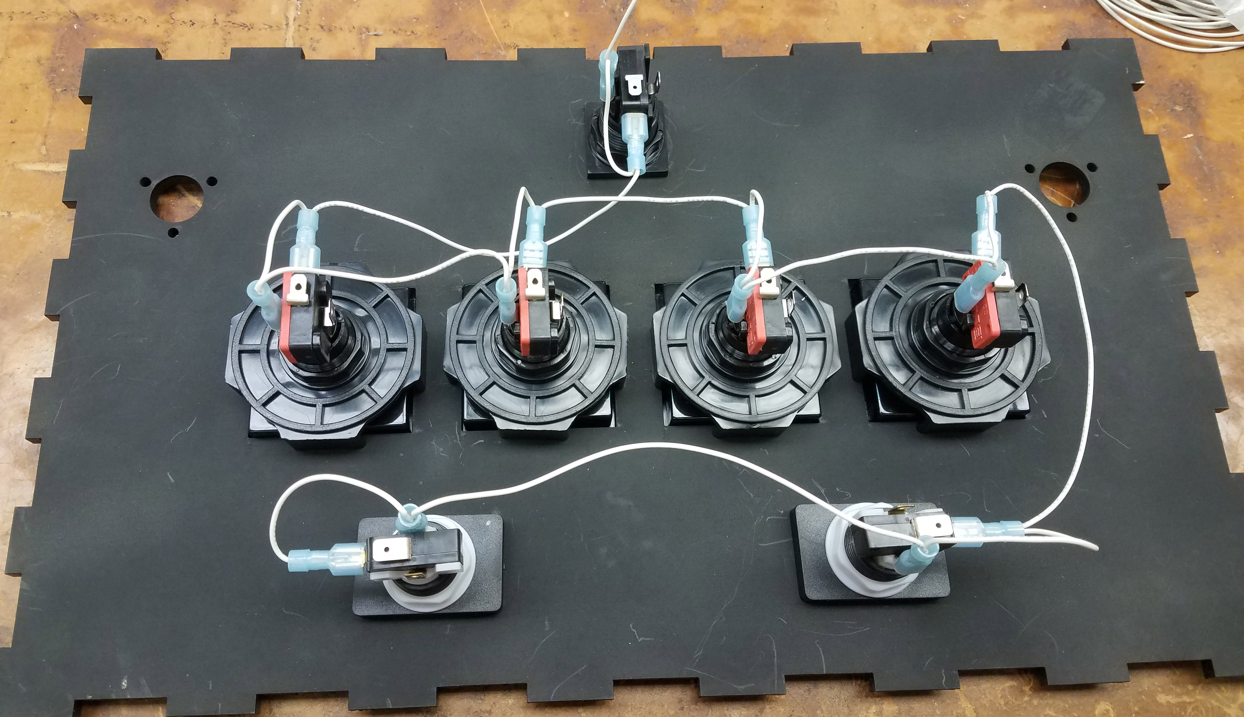 A DIY SDVX/K-Shoot Mania Controller Guide   sdvx-diy github io